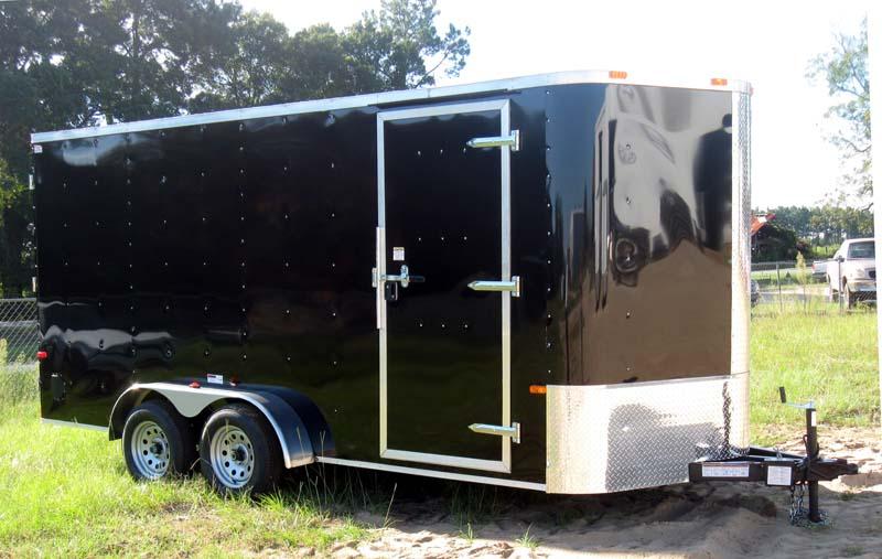 Car Rental Columbus >> 16 Ft V-Nose Enclosed Trailer - Discount Tool & Equipment Rental Center