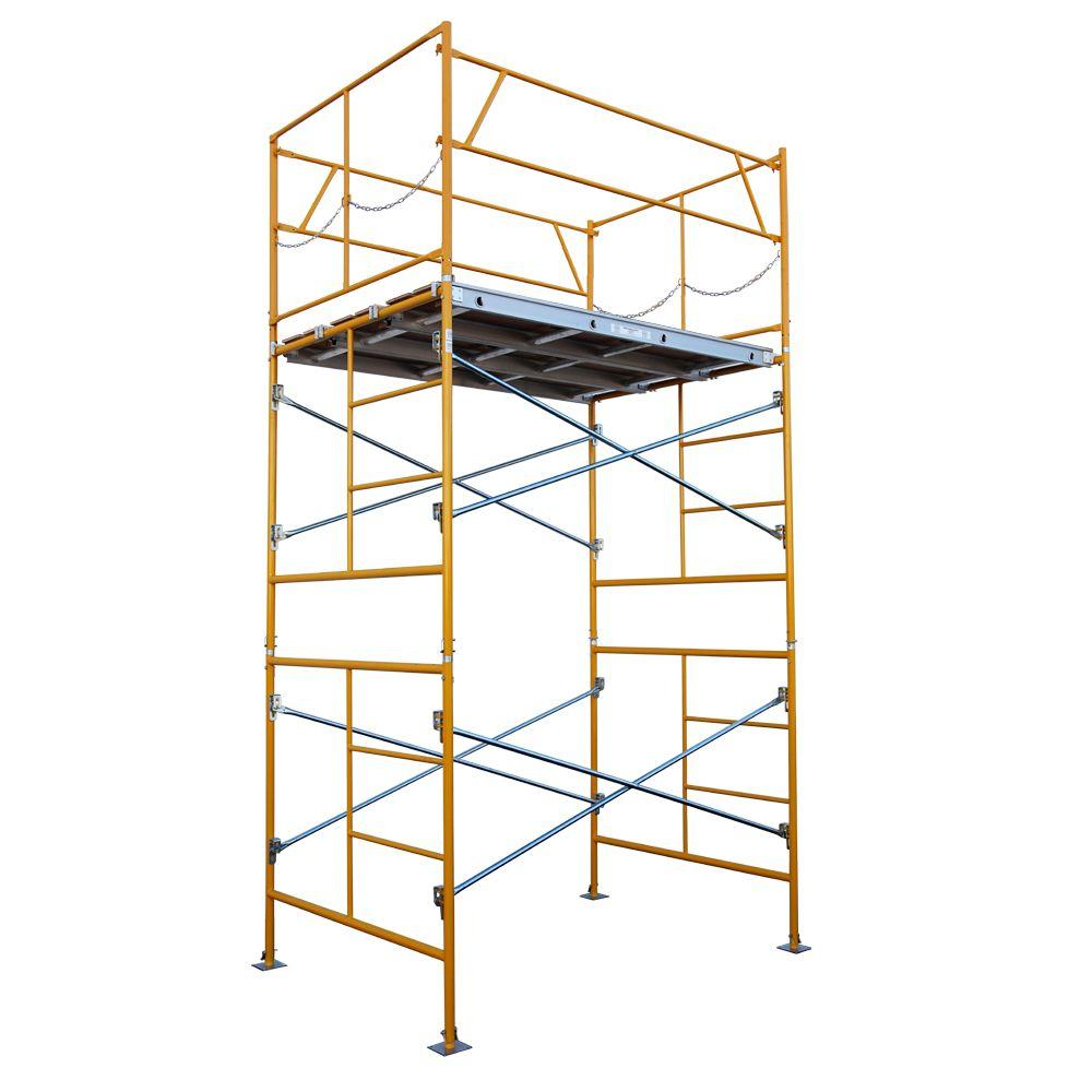 10 Foot Scaffolding Sections