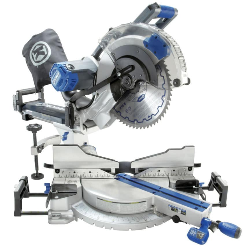 12 inch Compound Sliding Miter Saw