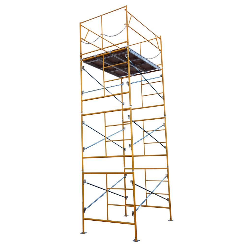 15 Foot Scaffolding Sections