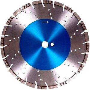 "14"" Diamond Blade (Minimum $25 or $1.50 Per .001 of an Inch)"
