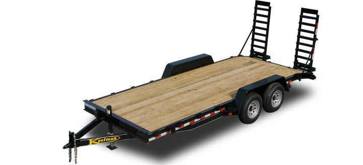 20 Ft Equipment Trailer 14 GVW