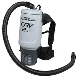 Clarke CAV 2.2 Backpack Vacuum