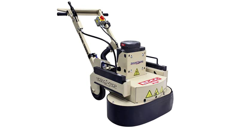 Edco Magna Trap™ Single Disc Floor Grinder
