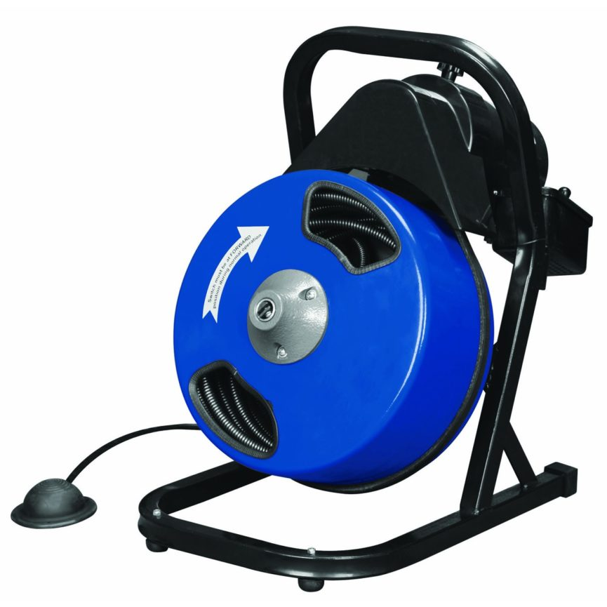 Electric Drain cleaner 50 Ft