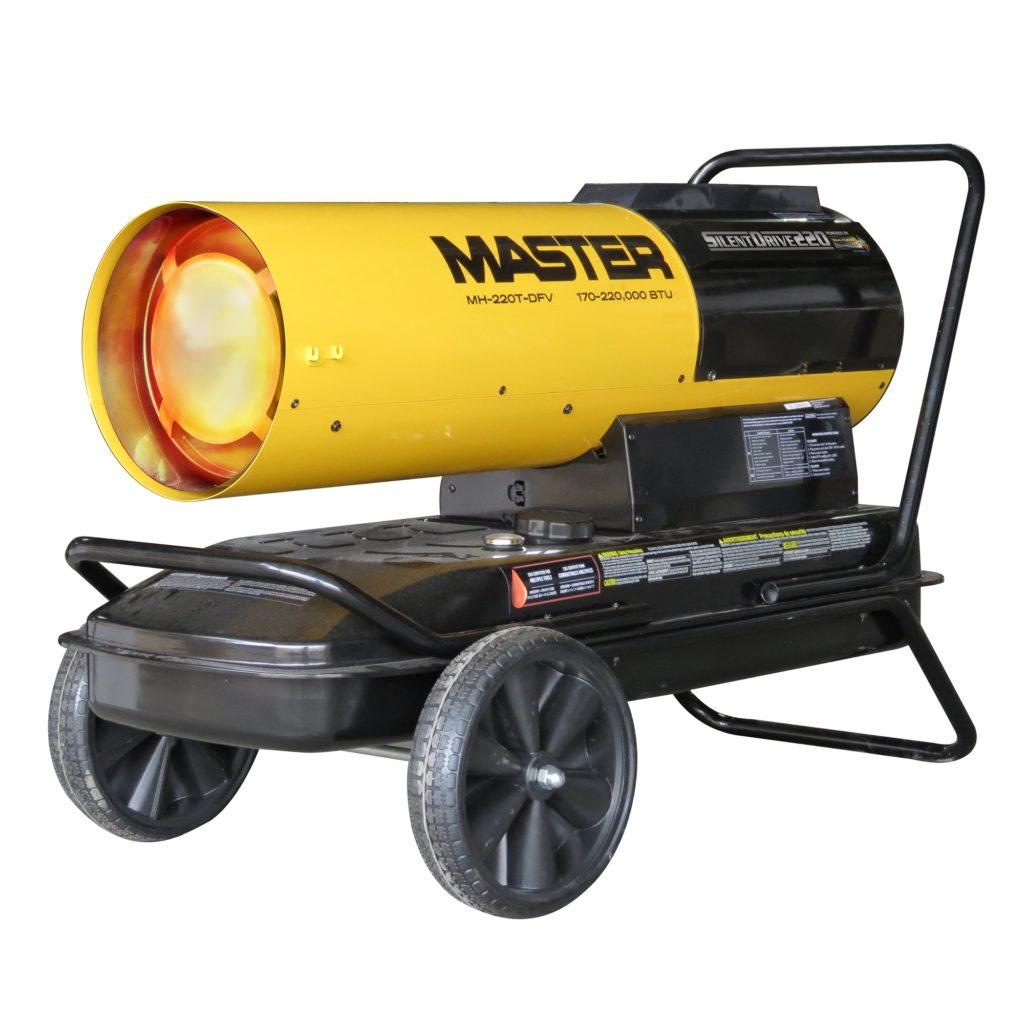 Forced Air Heater 150k BTU (Kerosene)