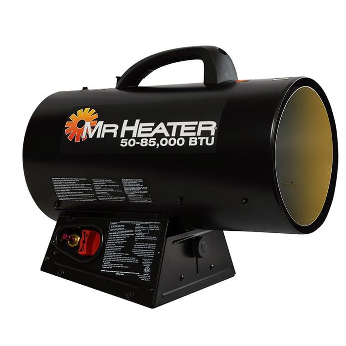 Forced Air Heater 50 120k BTU