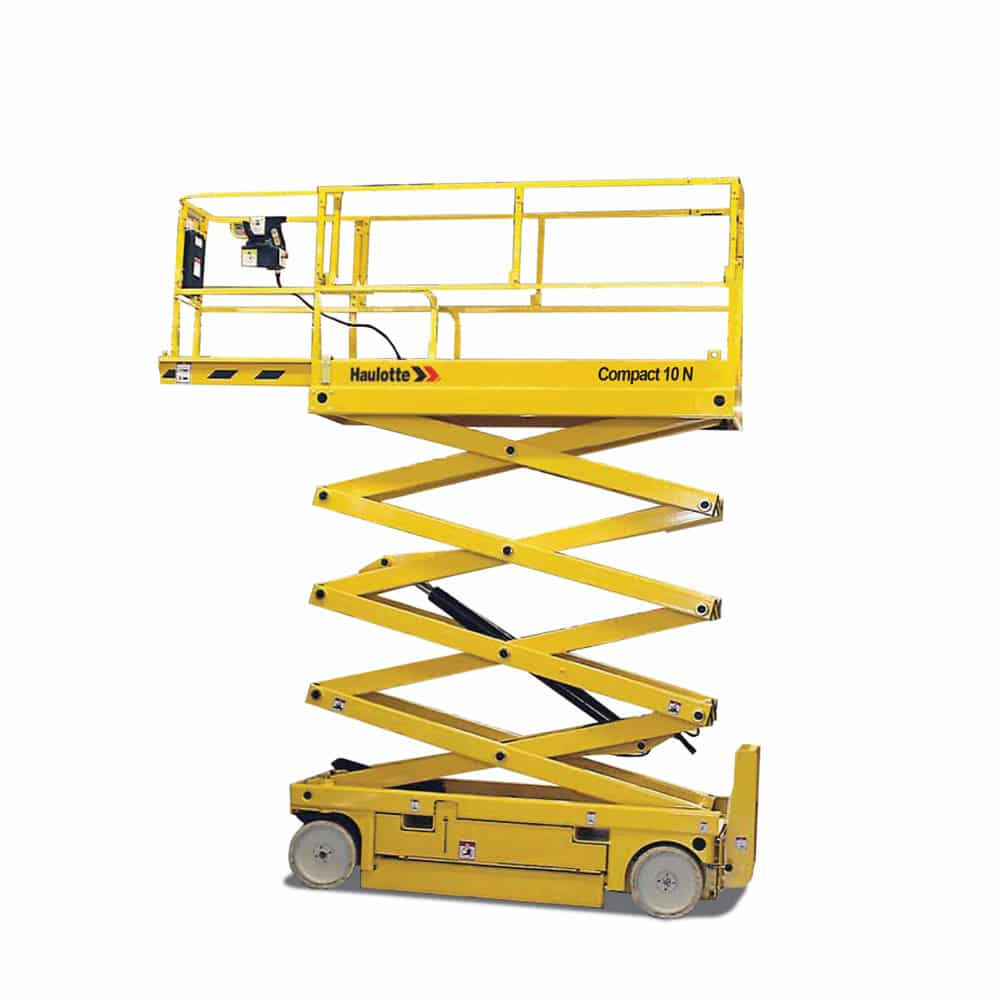 Haulotte Scissor Lift Electric 19ft Indoor