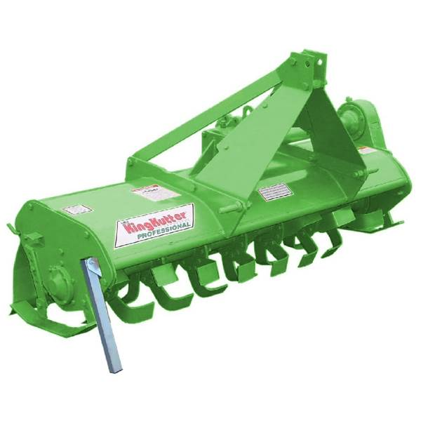 "King Kutter 72"" 3 Pt Tiller - Heavy Duty Version"