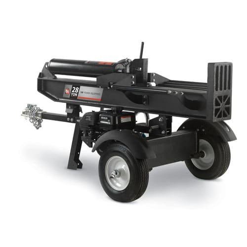 Log Splitter 28 Ton