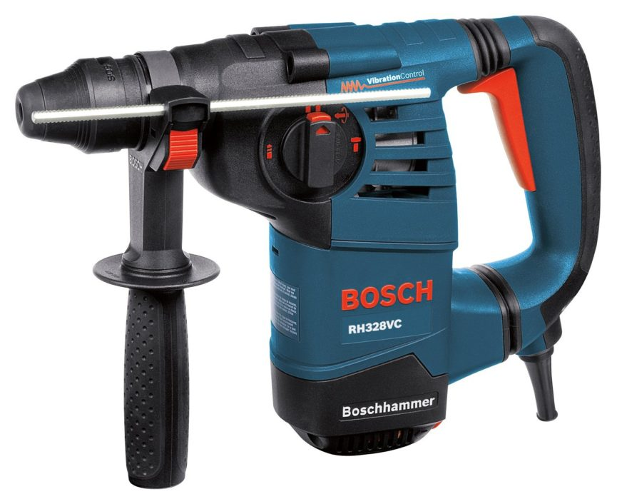Rotary Hammer with Bits