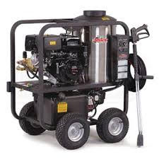 Shark 3500 PSI Heated Gas Pressure Washer