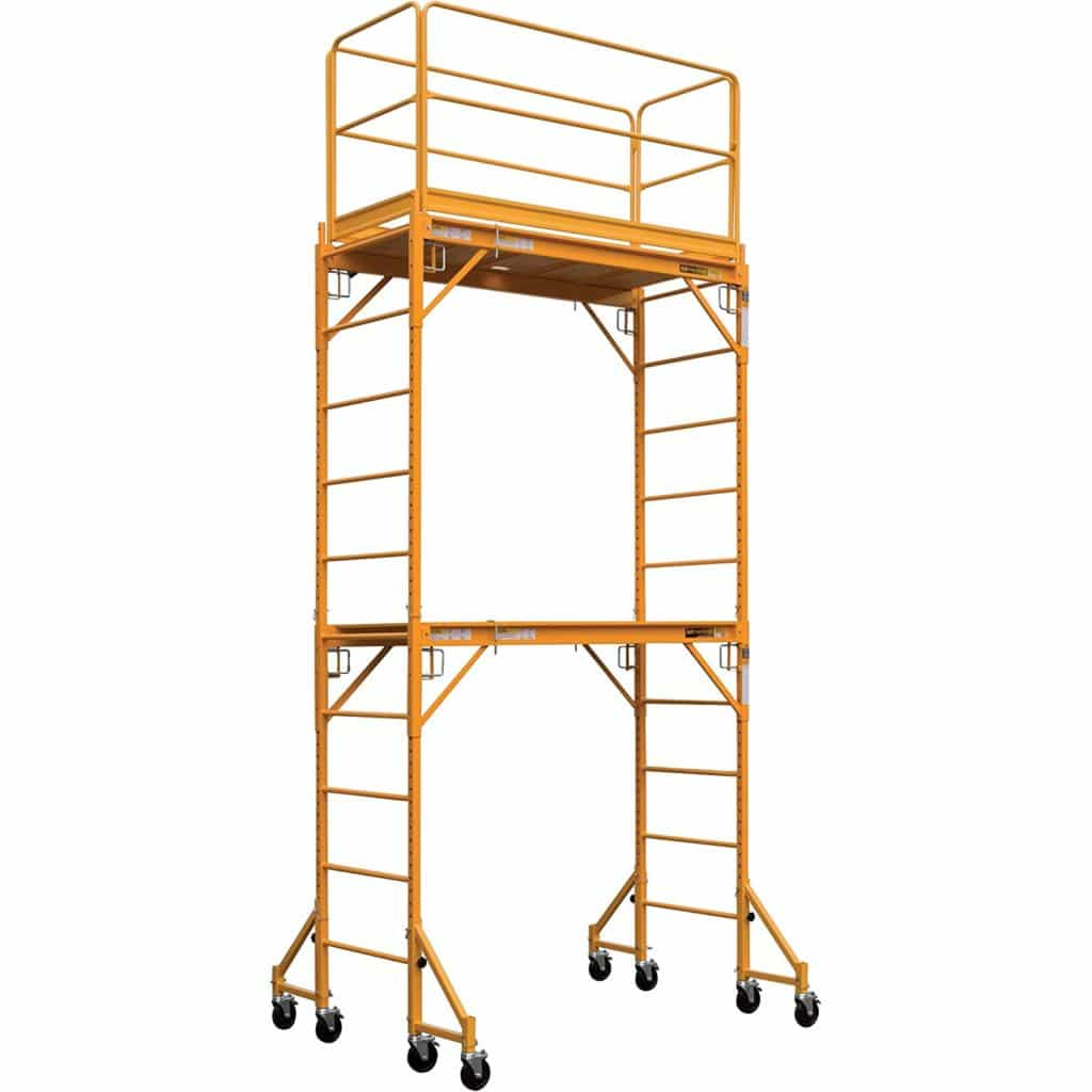 Single Station Portable Scaffold