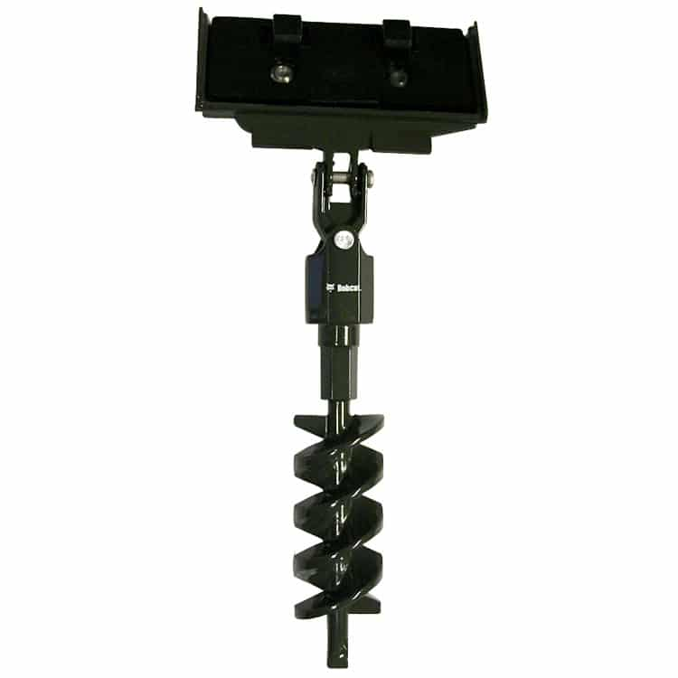 Skid Steer Auger Attachment
