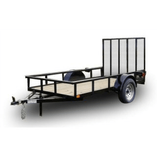 Used Open Car Trailers For Sale Near Me