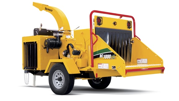 Vermeer BC1000XL Wood Chipper 12 Inch Cap