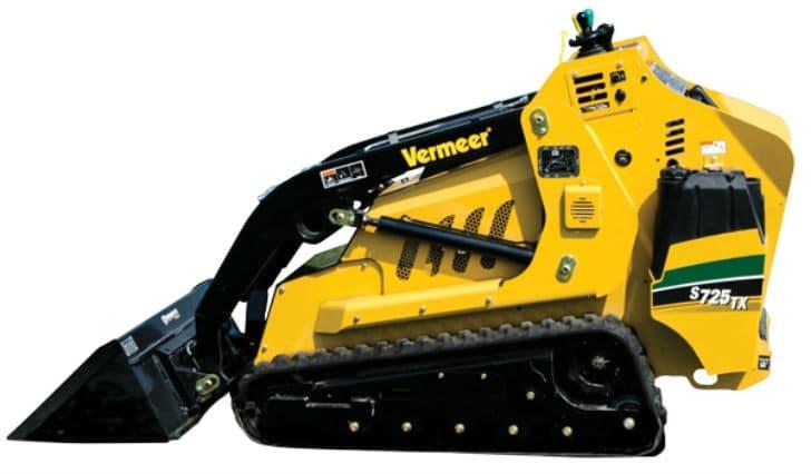 Vermeer S725 TX Mini Track Skid Steer