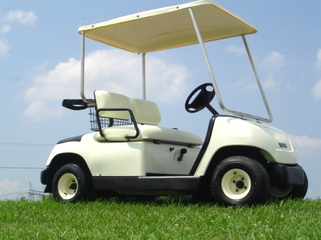 Yamaha Drive Gas Golf Cart