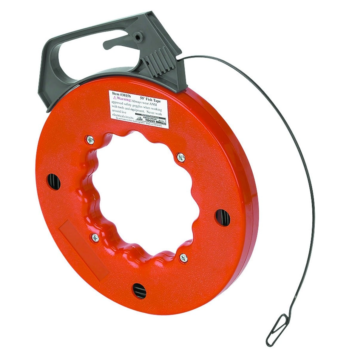 Fish tape 40ft discount tool equipment rental center for Fishing equipment rental