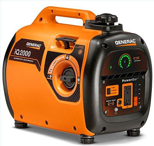 Generac IQ2000 2000 Watt  Inverter Style  Generator