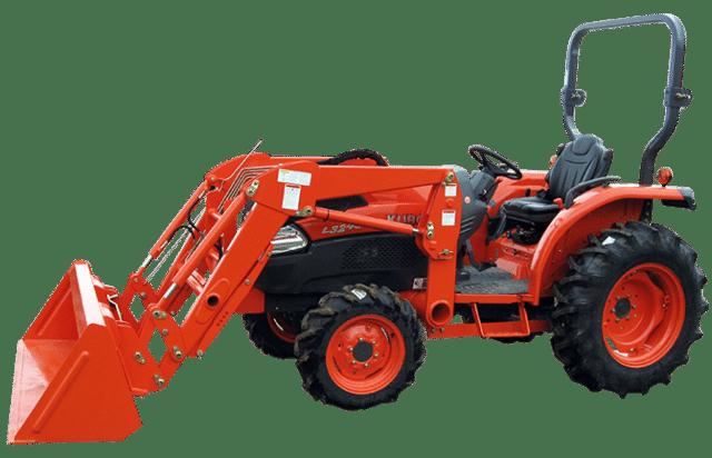 Kubota Tractor L3240