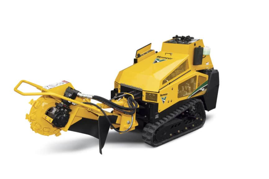 Vermeer SC40TX Stump Grinder For Rent