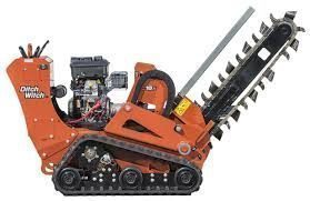 Ditch Witch C16X Walk Behind Trencher
